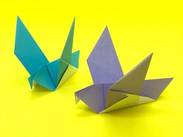 折り紙 簡単 動物