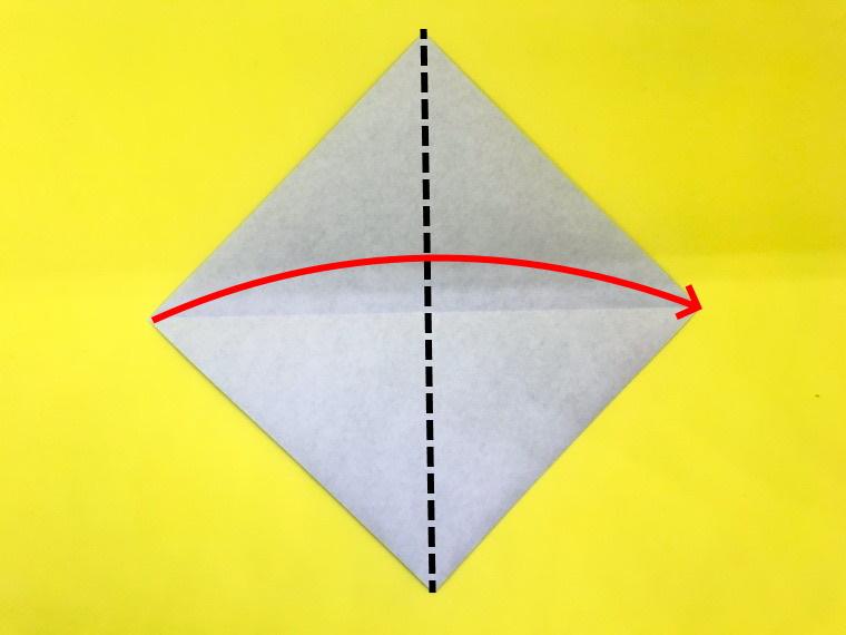 うぐいすの折り紙_4