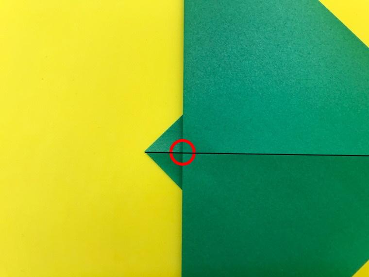 うぐいすの折り紙_6