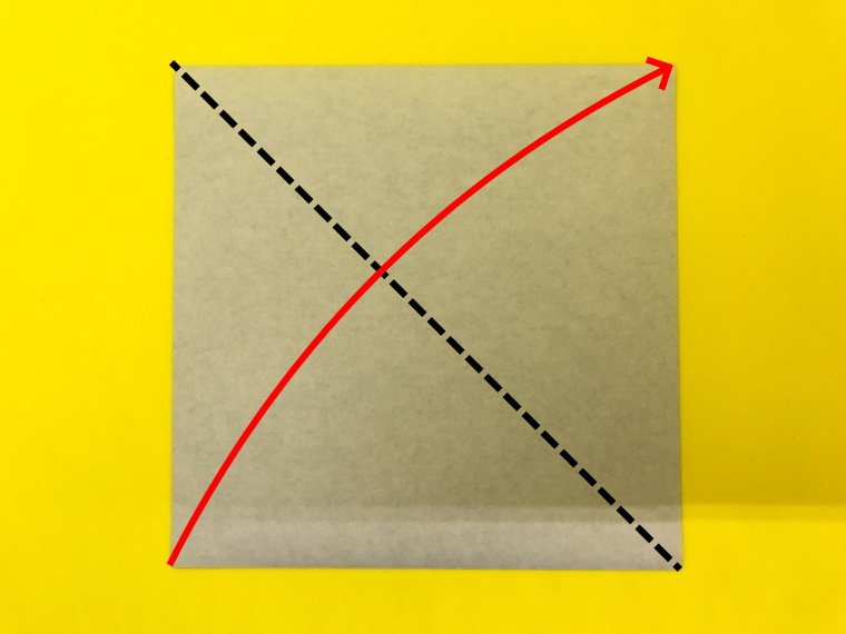 くじゃくの折り紙_2