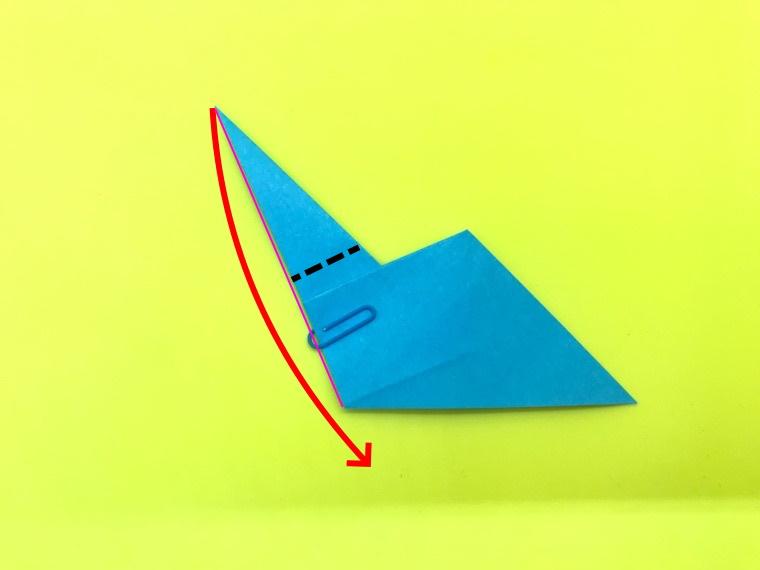 すごもりづるの折り紙_15