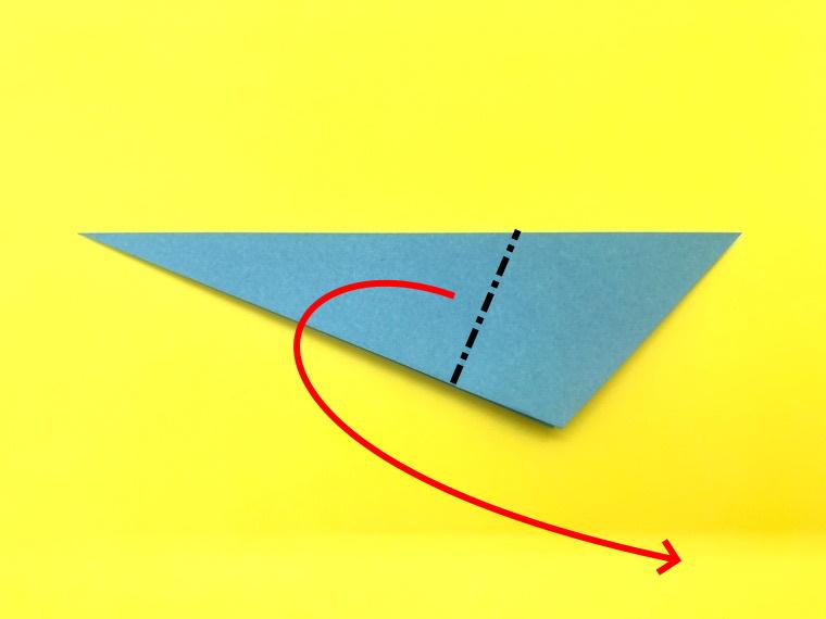すごもりづるの折り紙_8-2