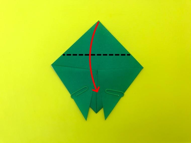 せみの折り紙_1