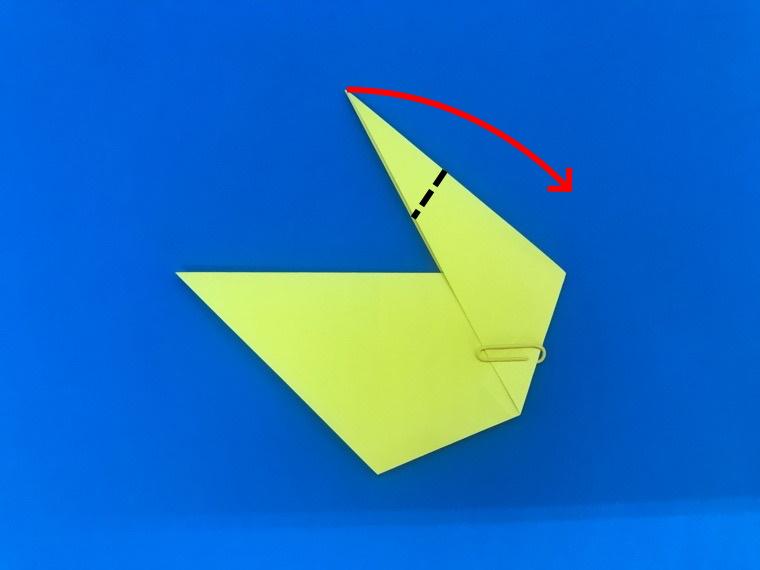 みずどりの折り紙_10