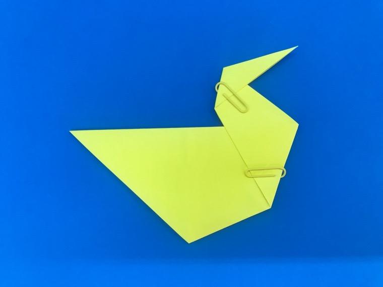みずどりの折り紙_11
