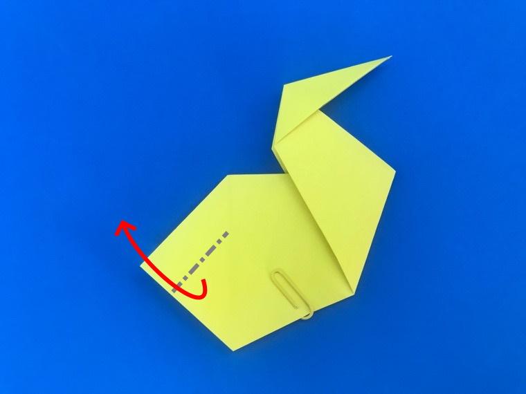みずどりの折り紙_19