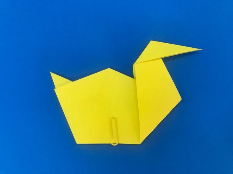 みずどりの折り紙_21