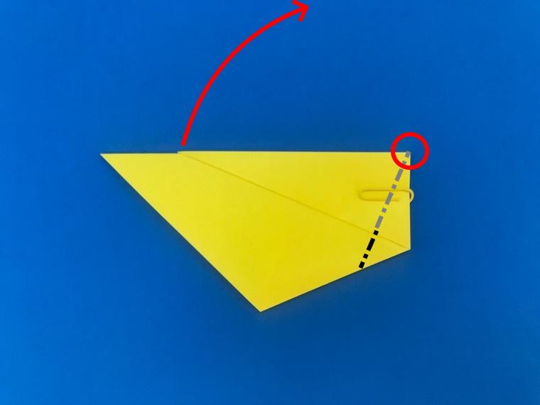みずどりの折り紙_8