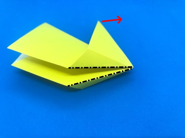 みずどりの折り紙_9