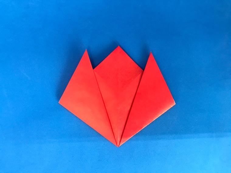 チューリップお折り紙_12