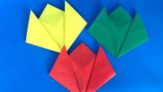チューリップお折り紙_13