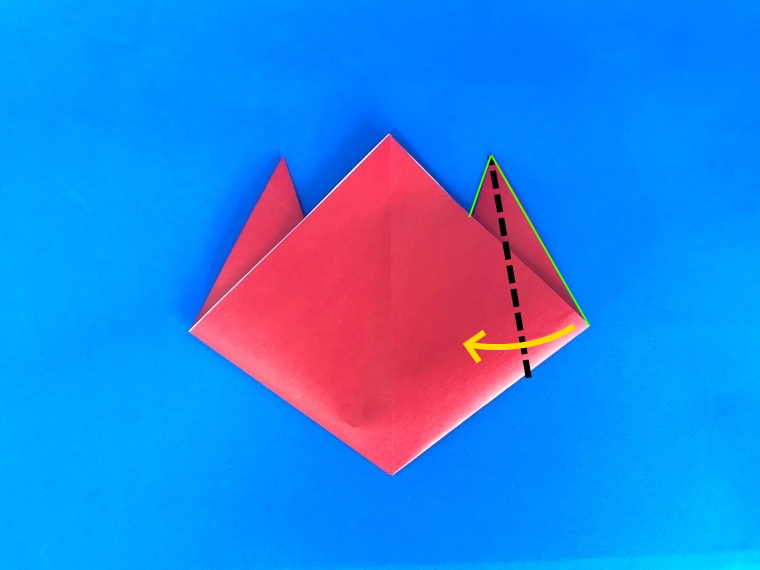 チューリップお折り紙_15