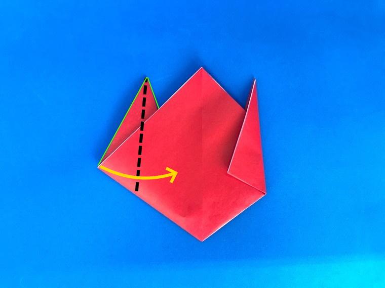 チューリップお折り紙_16