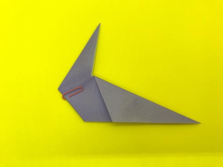 ハトの折り紙_10