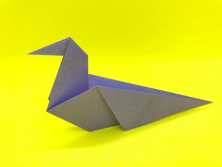 ハトの折り紙_20