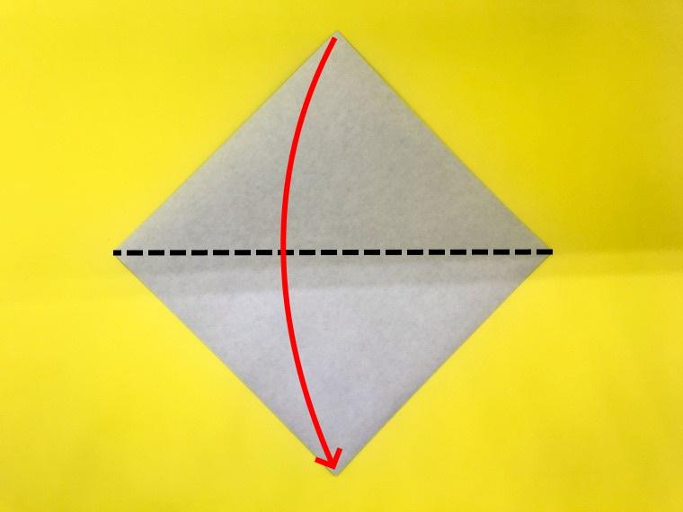バッタの折り紙_2