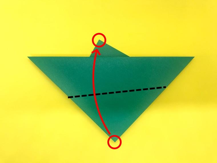 バッタの折り紙_5