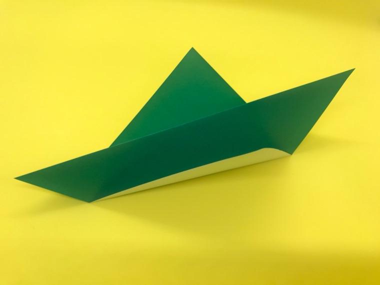 バッタの折り紙_7