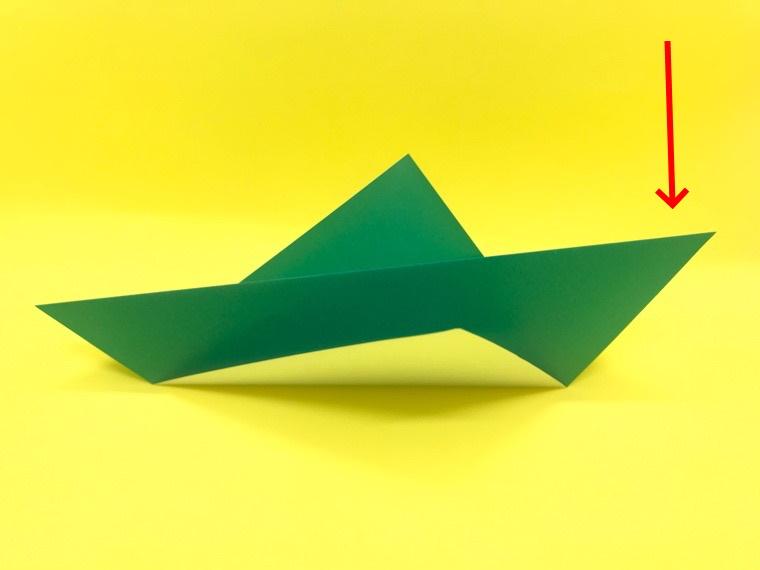 バッタの折り紙_8